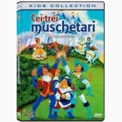Cei trei muschetari / The Three Musketeers - DVD