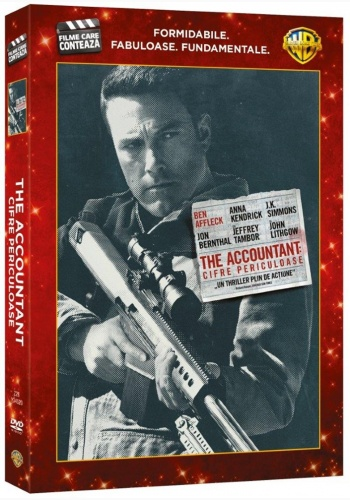 THE ACCOUNTANT: CIFRE PERICULOASE o-ring / ACCOUNTANT, The o-ring MTM - DVD