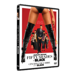 Cincizeci de umbre ale lui Black / Fifty Shades of Black - DVD