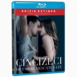 CINCIZECI DE UMBRE DESCĂTUŞATE  / FIFTY SHADES FREED - BD
