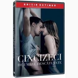 CINCIZECI DE UMBRE DESCĂTUŞATE  / FIFTY SHADES FREED - DVD
