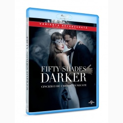 Cincizeci de umbre întunecate / Fifty Shades Darker - BLU-RAY