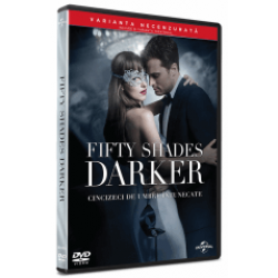 Cincizeci de umbre întunecate / Fifty Shades Darker - DVD