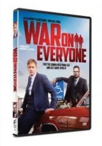 Cine sapă groapa altuia / War on Everyone - DVD
