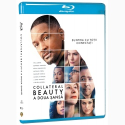 COLLATERAL BEAUTY: A DOUA ŞANSĂ / COLLATERAL BEAUTY - BD