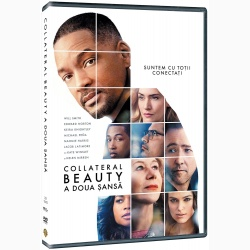 COLLATERAL BEAUTY: A DOUA ŞANSĂ / COLLATERAL BEAUTY - DVD