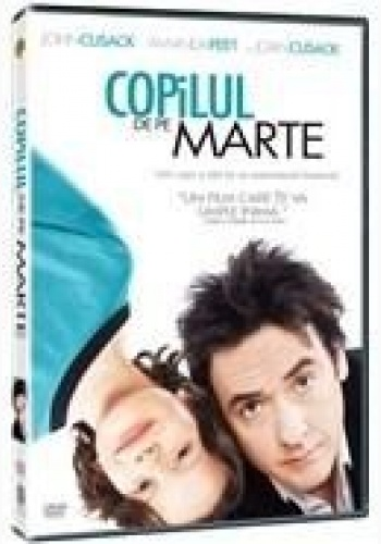 COPILUL DE PE MARTE / MARTIAN CHILD - DVD