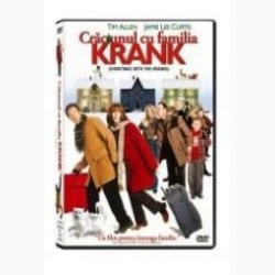 Crăciunul cu Familia Krank / Christmas with the Kranks - DVD