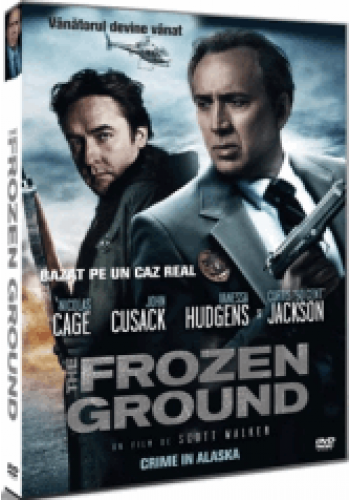Crime în Alaska / The Frozen Ground - DVD