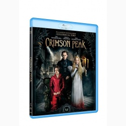 Crimson Peak - BLU-RAY