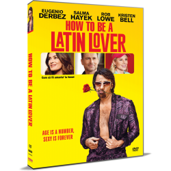 Cum sa fii amantu' la femei / How to Be a Latin Lover - DVD