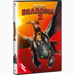 Cum sa-ti dresezi dragonul 2 / How to train your Dragon 2