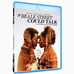 Daca strazile ar putea vorbi / If Beale Street Could Talk - BLU-RAY