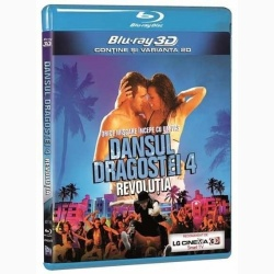 Dansul Dragostei 4: Revolutia (Blu Ray Disc) 2D+3D / Step Up 4 Revolution