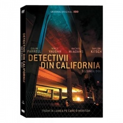 DETECTIVII DIN CALIFORNIA SEZONUL 2 / TRUE DETECTIVE: THE COMPLETE SECOND SEASON - TV Series