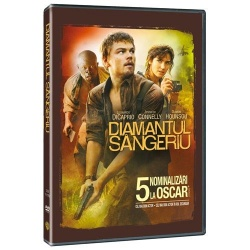 DIAMANTUL SÂNGERIU / BLOOD DIAMOND - DVD