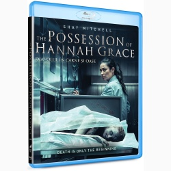 Diavolul in carne si oase / The Possession of Hannah Grace - BLU-RAY