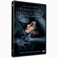 Diavolul in carne si oase / The Possession of Hannah Grace - DVD