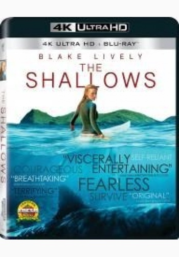 Din adâncuri / The Shallows - BD 2 discuri (4K Ultra HD + Blu-ray)