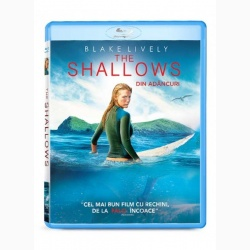 Din adâncuri / The Shallows - BLU-RAY