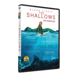 Din adâncuri / The Shallows - DVD