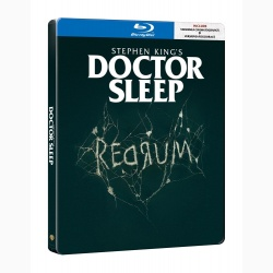 Doctor Sleep (Blu-Ray Disc - Steelbook)