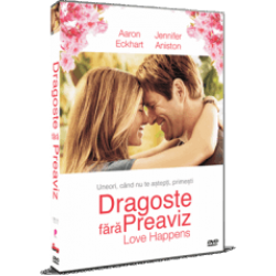 Dragoste fără preaviz / Love Happens - DVD