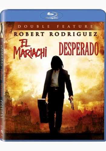 El Mariachi şi Desperado (2 filme / Double Feature) - BLU-RAY