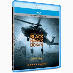 Elicopter la pamant!: Editia extinsa / Black Hawk Down: Extended Edition - BLU-RAY