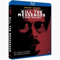 Eliminaţi mesagerul! / Kill the Messenger - BLU-RAY