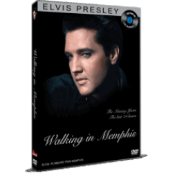 Elvis: Plimbare prin Memphis / Elvis Presley: Walking in Memphis - DVD + CD audio bonus