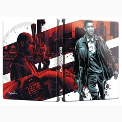 Equalizer 1 şi 2 / The Equalizer 1+2 (2-Movie Collection) - BLU-RAY (Steelbook)
