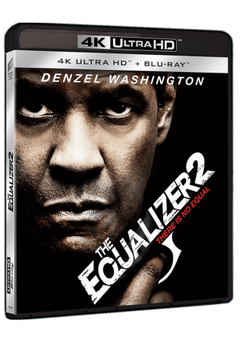 Equalizer 2 / The Equalizer 2 - UHD 2 discuri (4K Ultra HD + Blu-ray)