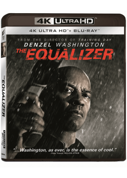 Equalizer / The Equalizer - UHD 2 discuri (4K Ultra HD + Blu-ray)