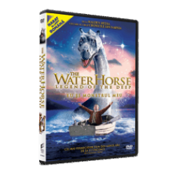 Eu şi Monstrul meu / The Water Horse: Legend of the Deep - DVD