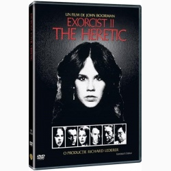 EXORCIST 2: ERETICUL / EXORCIST 2- THE HERETIC - DVD