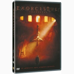 EXORCIST: ÎNCEPUTUL / EXORCIST: THE BEGINNING - DVD