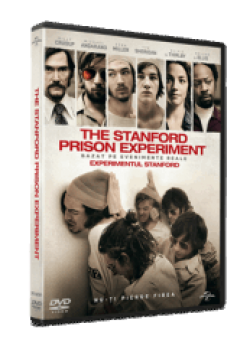 Experimentul Stanford / The Stanford Prison Experiment - DVD