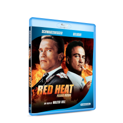 Febra rosie / Red Heat - BLU-RAY