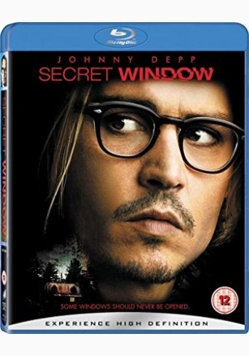 Fereastra secretă / Secret Window - BLU-RAY