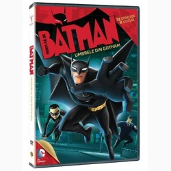 DC: FERIŢI-VĂ DE BATMAN / BEWARE THE BATMAN - DVD