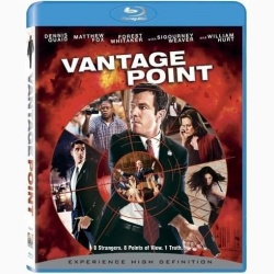 Fiecare vede altceva / Vantage Point - BLU-RAY