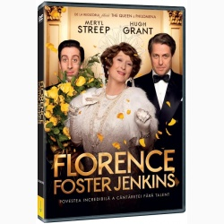 FLORENCE / FLORENCE FOSTER JENKINS - DVD