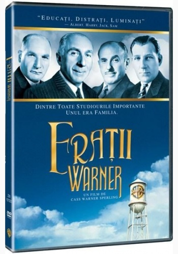 FRAŢII WARNER / BROTHERS WARNER, THE - DVD