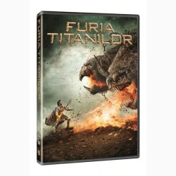 FURIA TITANILOR / WRATH OF THE TITANS - DVD