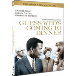 Ghici cine vine la cină? / Guess Who's Coming To Dinner - DVD