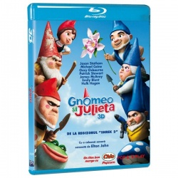 GNOMEO ŞI JULIETA / GNOMEO AND JULIET 3D - 3D