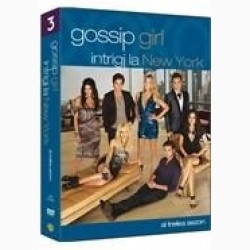 INTRIGI LA NEW YORK Sezonul 3 / GOSSIP GIRL Season 3 - TV Series