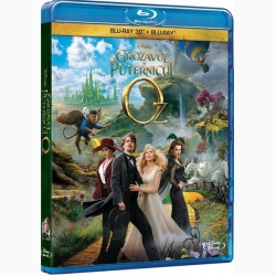 GROZAVUL ŞI PUTERNICUL OZ / OZ-THE GREAT AND POWERFUL 3D - 3D