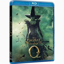 GROZAVUL ŞI PUTERNICUL OZ / OZ-THE GREAT AND POWERFUL - BD